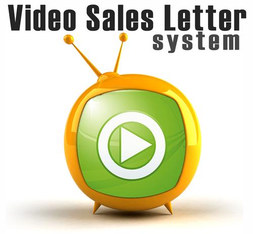 Video Sales Letter System
